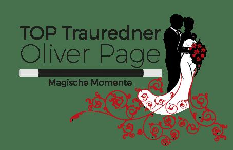 Trauredner Oliver Page