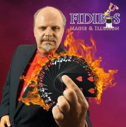 Zauberer Fidibus